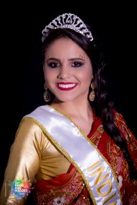 A Rainha do Restaurante Índia, Talita Gonzalees