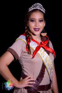 A Rainha da Brasil Norte, Isabela Camargo Pupin