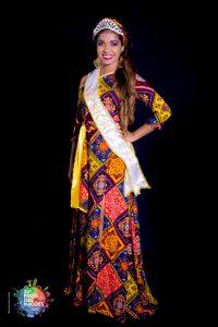 A Rainha da nação África, Fernanda Tomas Nunes