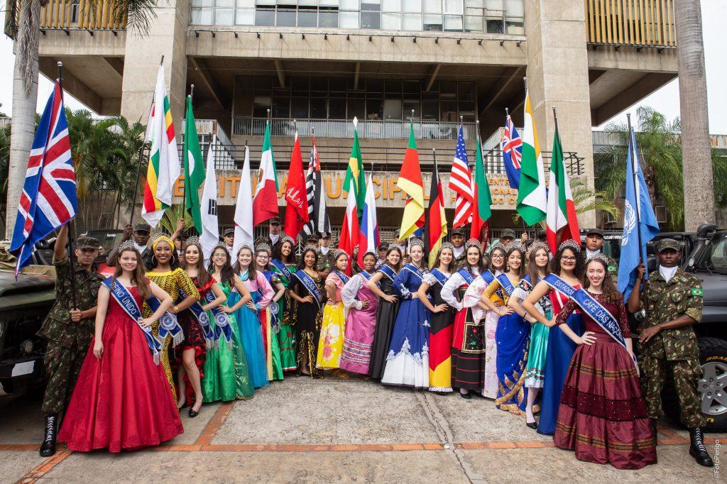 Rainhas e Guardiões estarão na Festa, todos os dias